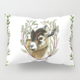 Baby goat Pillow Sham