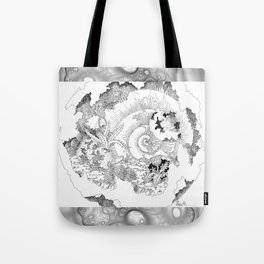 Shells of the Time Tote Bag