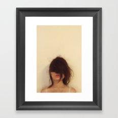 Maria Framed Art Print