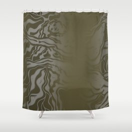 Pillow Series II 3 of 3 Shower Curtain