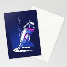 Smoothie Criminal Stationery Cards