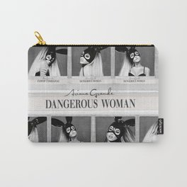 Dangerous Woman Drawings Design Pattern Carry-All Pouch
