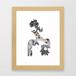 Anabelle Framed Art Print