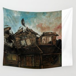 Pierce the Veil: Collide with the sky Wall Tapestry