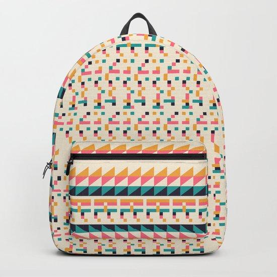 Pattern # 1 Backpack