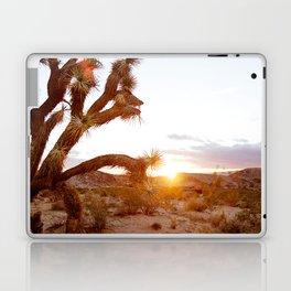 Joshua Tree at Sunrise  Laptop & iPad Skin