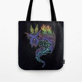 Sea Slug Shaman Tote Bag