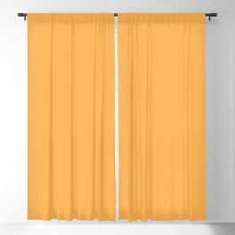 VA Bright Marigold / Spring Squash / Pure Joy / Just Ducky / Colors of the year 2019 Blackout Curtain