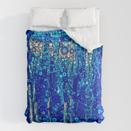 Bubbling Waters Comforters