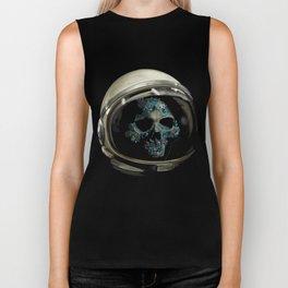 Holy Starman Skull II Biker Tank