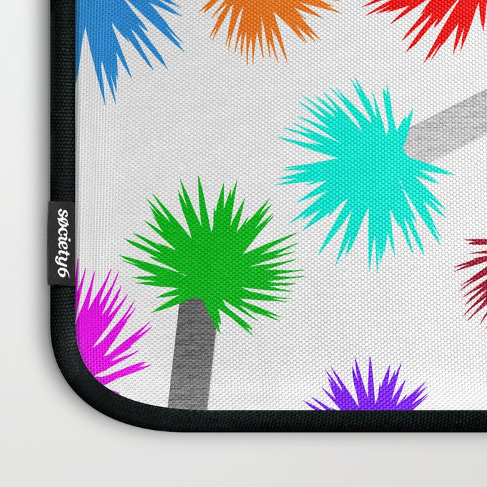 Joshua Tree Pom Poms by CREYES Laptop Sleeve