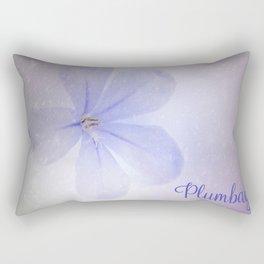 Plumbago Rectangular Pillow
