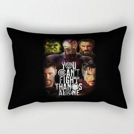 Infinity War Rectangular Pillow