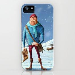 H0H 0H0 iPhone Case