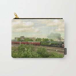Flying Scotsman at Bristol Temple Meads Carry-All Pouch