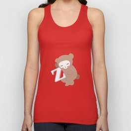 Waiting for Z Unisex Tank Top