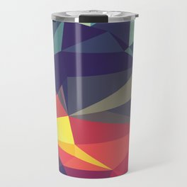 Flash Of Color Travel Mug