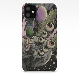 Cosmos Nightmare iPhone Case
