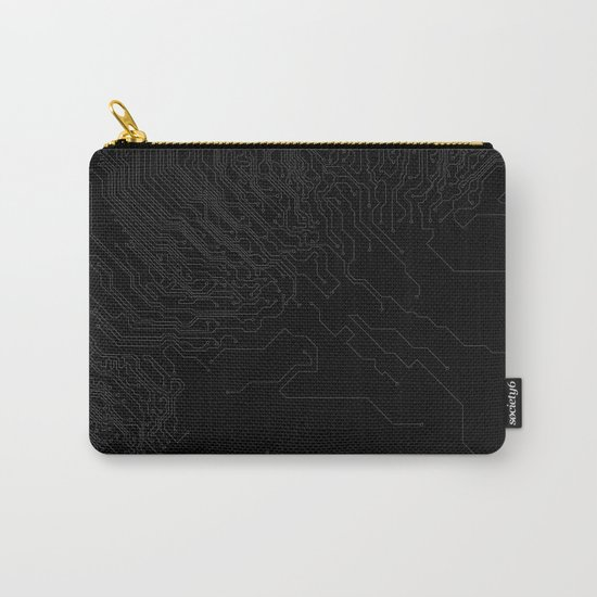 Let's Make Things More Complicated. Carry-All Pouch
