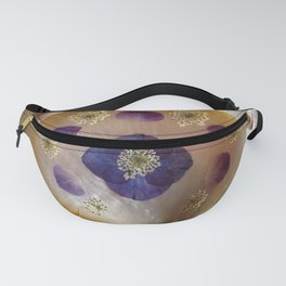 Mother of Pearl Shell Fanny Pack
