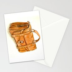 Brown Bag Stationery Cards