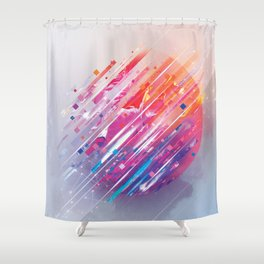 Future Shower Curtain