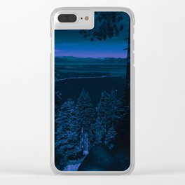 0216 Clear iPhone Case