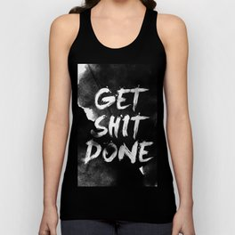 Motivational get it done Unisex Tank Top