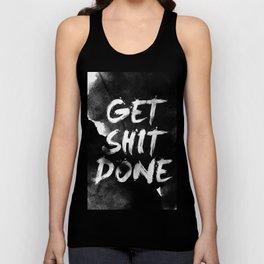 Motivational get it done Unisex Tank Top