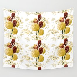 Wild bouquet Wall Tapestry