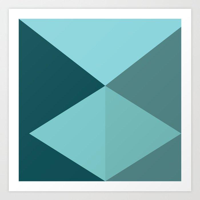 Triangle Kunstdrucke