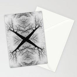 Forest Cross Stationery Cards
