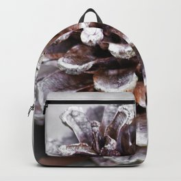 Soft Lone Pinecone Backpack