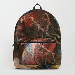 Woman Of Substance by Kathy Morton Stanion Backpack