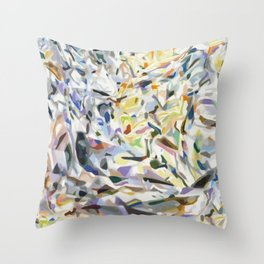 Gemstone I Glump Throw Pillow