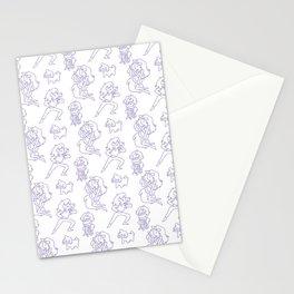 Marceline Pattern Stationery Cards