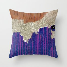 dryad Throw Pillow