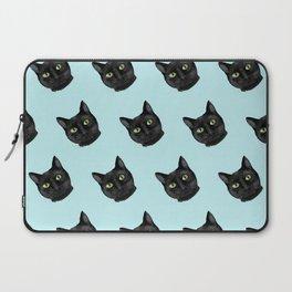 Black Cat Appreciation Day Laptop Sleeve