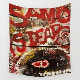Samo is Dead Wall Tapestry
