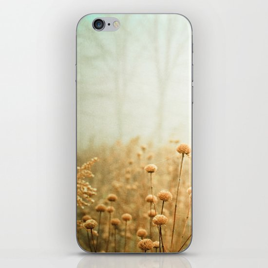 Daybreak in the Meadow iPhone & iPod Skin