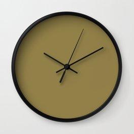 Muesli Color Wall Clock