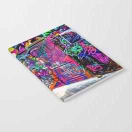 Street art Notebook