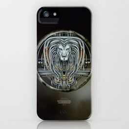 """Astrological Mechanism - Leo"" iPhone Case"