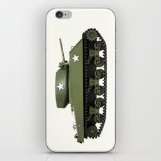 TANK iPhone & iPod Skin