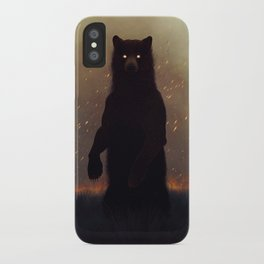 Grease and Smoke iPhone Case