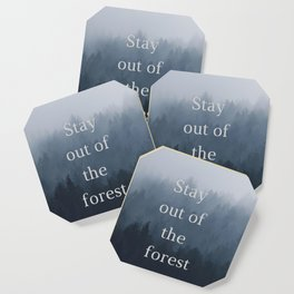 Stay Sexy Don't Get Murdered Coaster
