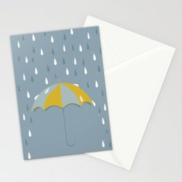good mood protection Stationery Cards