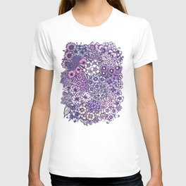 Faded Blossoms T-shirt