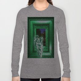 Angel of Bristol (Green) Long Sleeve T-shirt
