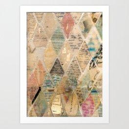 Chrysalis 2 Art Print